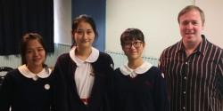 第二十屆校際英文辯論比賽冠軍