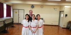 恭賀本校英語辯論隊參加香港教育專業人員協會舉辦的第十九屆校際英文辯論比賽(中文學校中六級組)奪冠