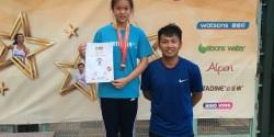 本校田徑隊於九月三十日至十月二日參加由屈臣氏田徑會主辦之全港青少年田徑周年大賽2017,運動員拼盡全力爭取佳績,所得獎項如下