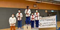 屯門青少年跆拳道賽2021
