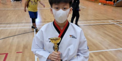 西貢區青少年分齡跆拳道邀請賽2020
