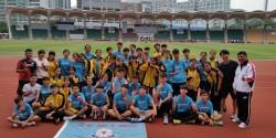 本校田徑隊參加於十一月七日至十一月八日舉行之東華三院中學聯校運動會,並獲得5金5銀2銅的佳績。