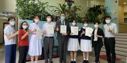 第一屆全港學生《中國故事》專題研習報告大賽