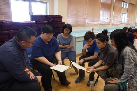 教師培訓:「處理學生問題行為-情境研習」工作坊
