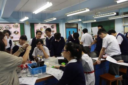 化學工作坊