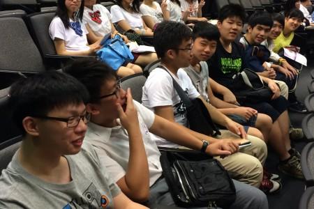 香港中文大學:化學講座 Talk regarding Dementia in Chinese University of Hong Kong
