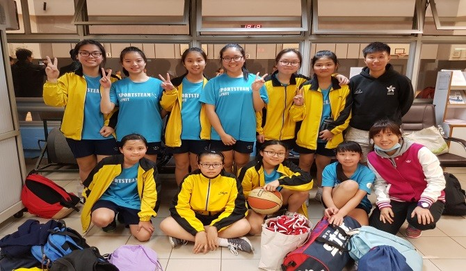 女子籃球隊