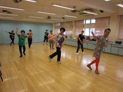 長者學苑-健體舞運動班