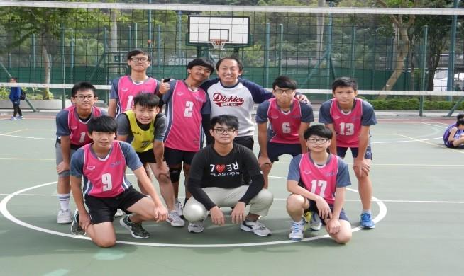 男子排球隊