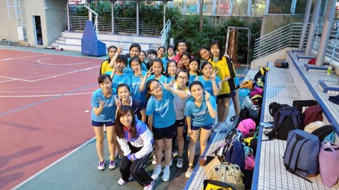 女子排球隊